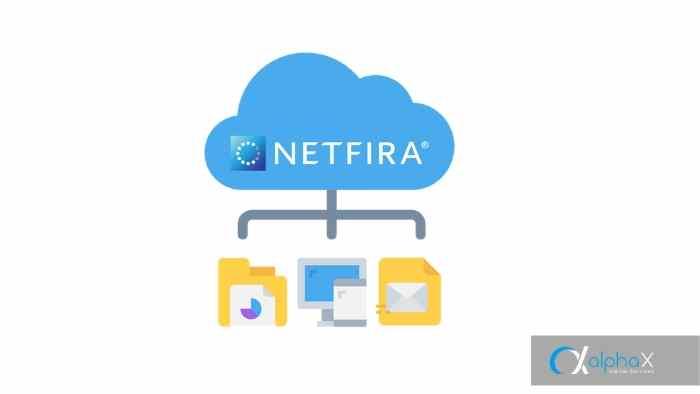 alphaX Netfira Webanwendung